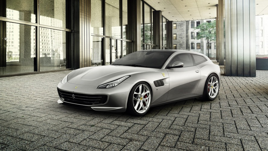 Ferrari GTC4Lusso T to unleash V8 turbo power in Paris