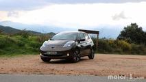 Essai Nissan Leaf 2016