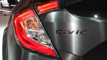 Honda Civic Type R Prototype 2016 Mondial de l'Automobile