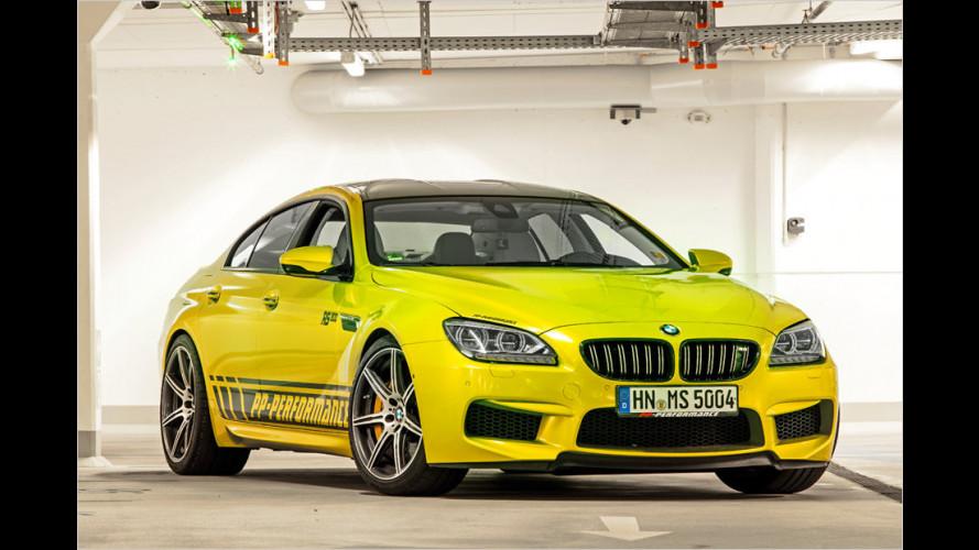 Schnellster BMW 6er der Welt