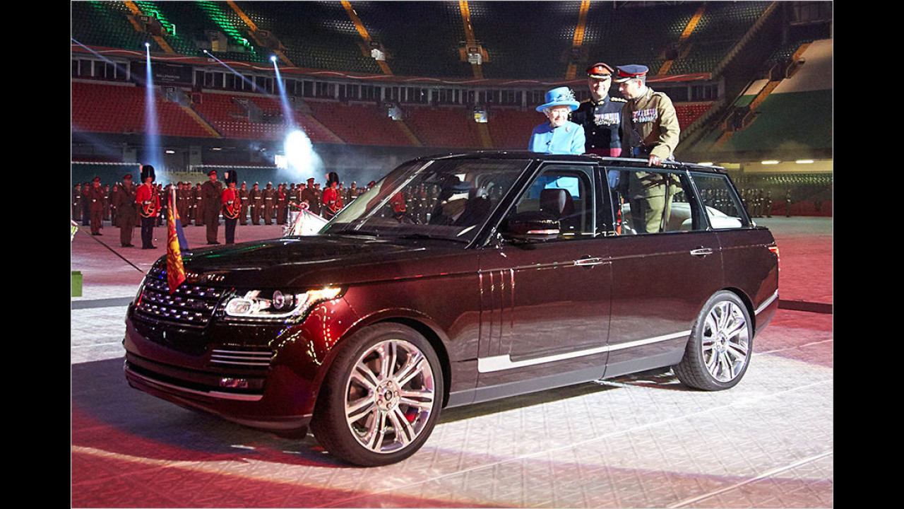 Range Rover ,State Review