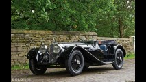 Jaguar SS 100