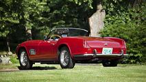 1960 Ferrari California 250 LWB Spider Competizione 20.8.2012