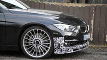 Alpina D3 Bi-Turbo Touring facelift spy photo