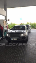Bentley Bentayga spy photo / Hattan Bakor