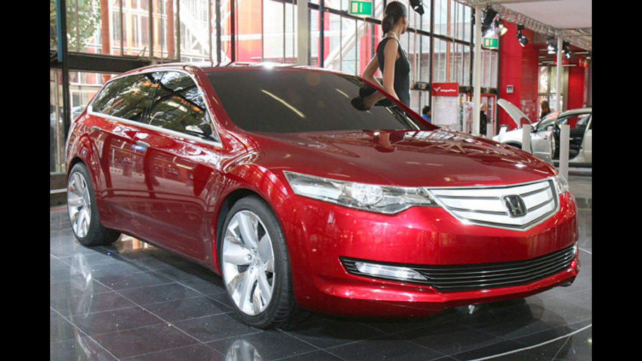 Honda Accord Tourer Concept