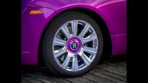Rolls-Royce Dawn Fuxia