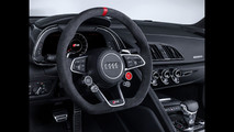 Audi R8 paquete deportivo 2017