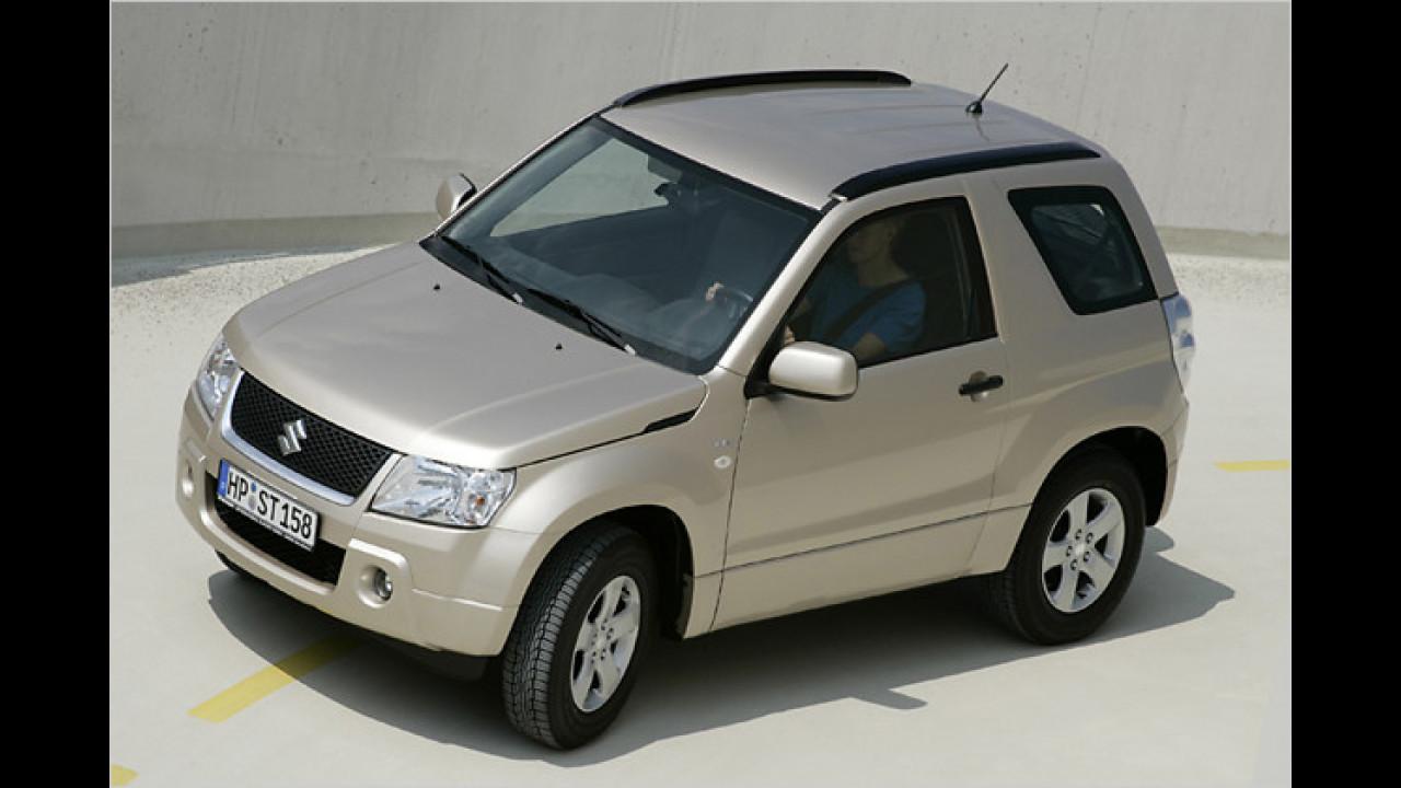 Suzuki Grand Vitara 1.9 DDiS 3-türig DPF