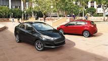 2017 Ford Fiesta US Spec