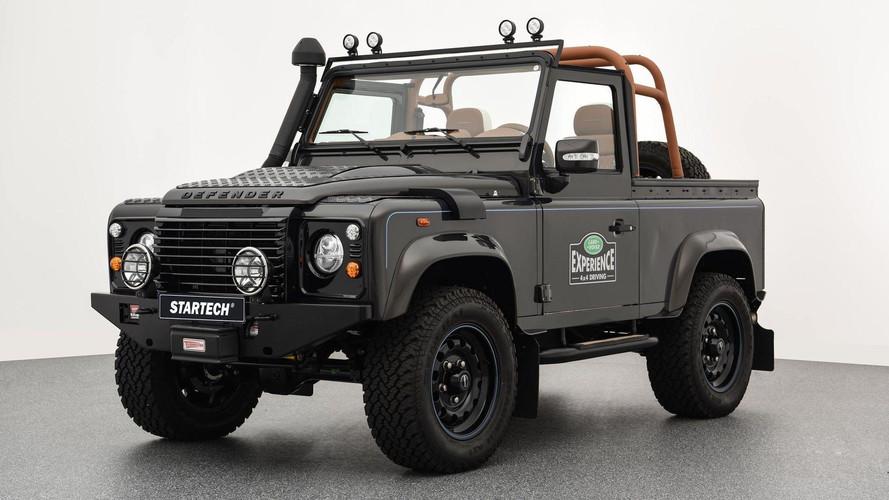 Land Rover Defender'a Startech dokunuşu