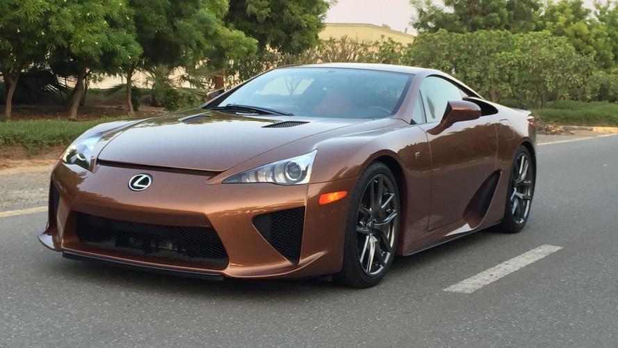 Lexus Admits 12 New LFAs In U.S. Dealerships Exist