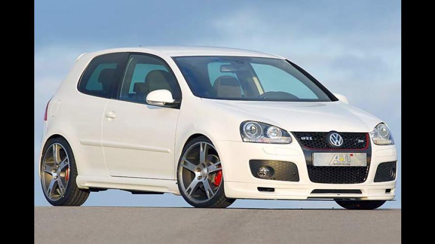 Abt GTI VS4-R: Reine Rennmaschine mit VW-Logo