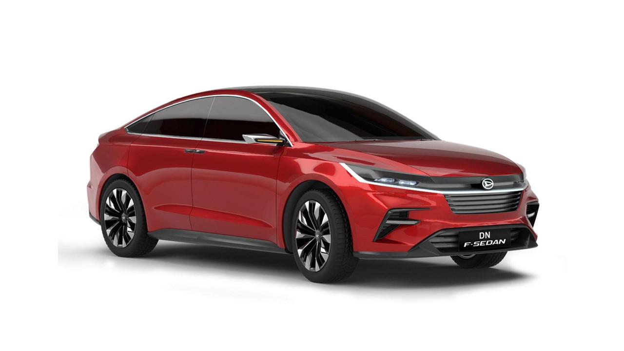 Daihatsu DN F-Sedan concept