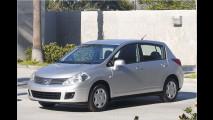 Nissan Tiida kommt