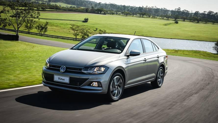 Primeiras Impressões - Novo VW Virtus é mais que um Polo Sedan