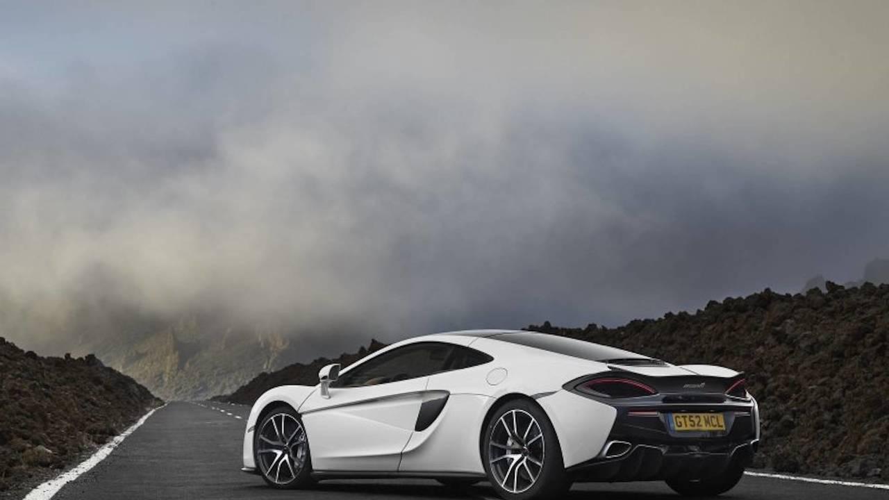 McLaren línea de accesorios Sports Series