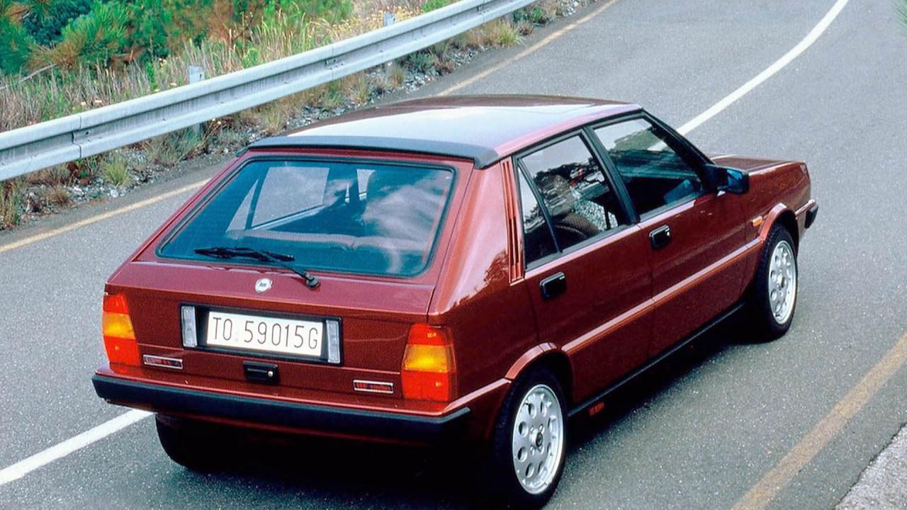 1980: Lancia Delta