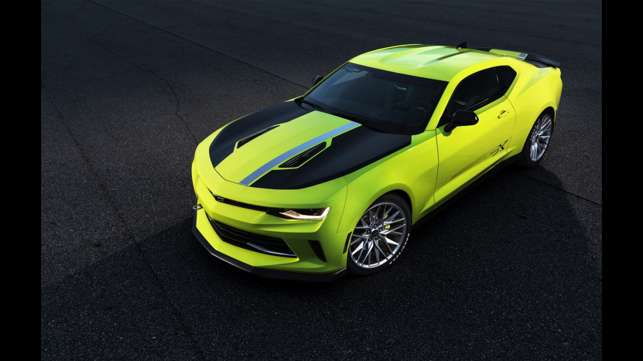 Chevrolet al SEMA 2016 001