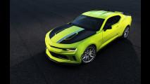 Chevrolet Camaro Turbo AutoX, downsizing all'americana