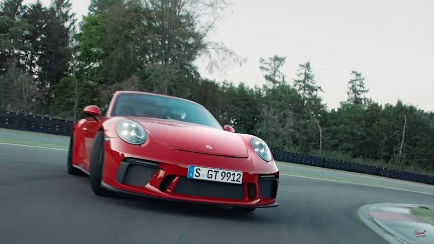 Learn Everything About The Porsche 911's Illustrious Past