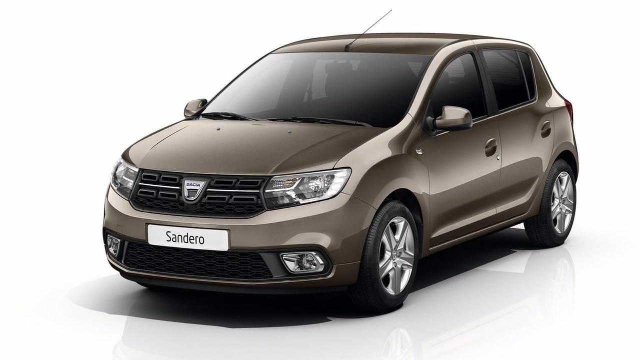 Dacia Sandero 2018, desde 7.036 euros