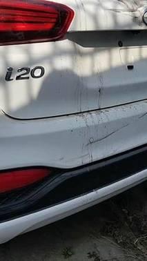 2018 Hyundai i20 Hindistan Casus Fotoğrafları
