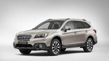 Subaru Outback 2015 gris