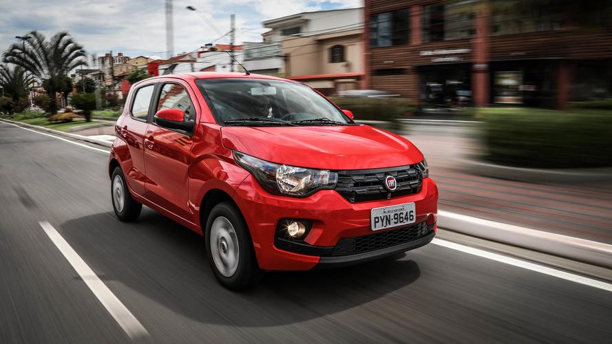 Fiat Mobi com câmbio Dualogic chega às lojas em abril