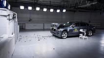 Crash-test Volvo V90/S90