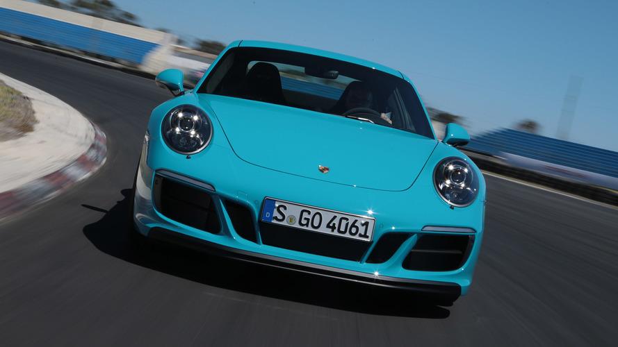 İlk Sürüş: 2017 Porsche 911 Carrera GTS