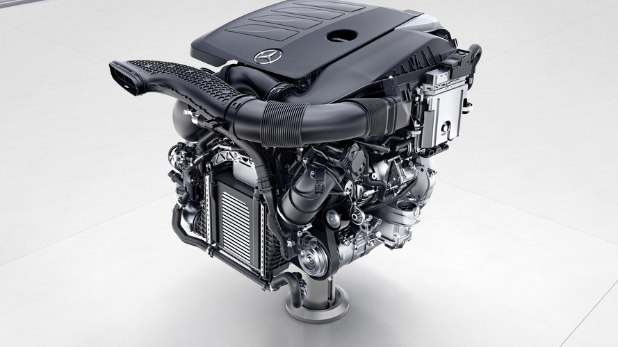 Mercedes-AMG'nin hibrit