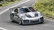 Porsche 911 GT2 RS 2018: primera prueba
