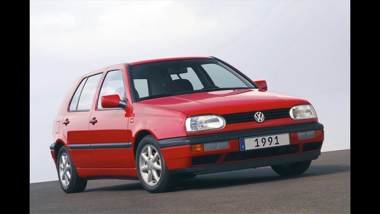 1991: VW Golf III