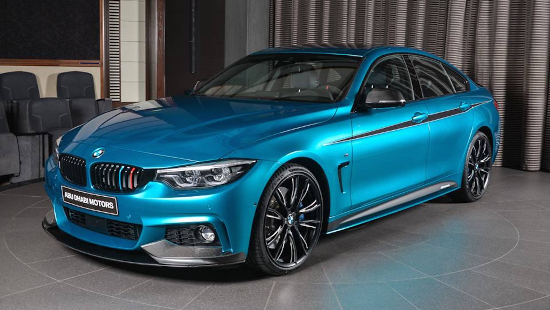 bmw 440i m performance is the closest thing to an m4 gran. Black Bedroom Furniture Sets. Home Design Ideas