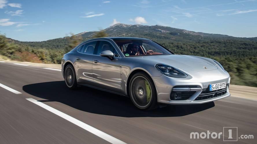 Essai Porsche Panamera Turbo S E-Hybrid - L'hybridation à son paroxysme