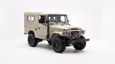 The FJ Company Signature Edition Land Cruiser Debuts At SEMA
