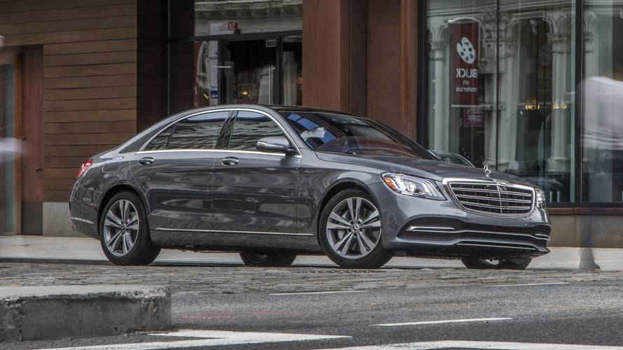 2018 Mercedes-Benz S450 Review: Six Appeal