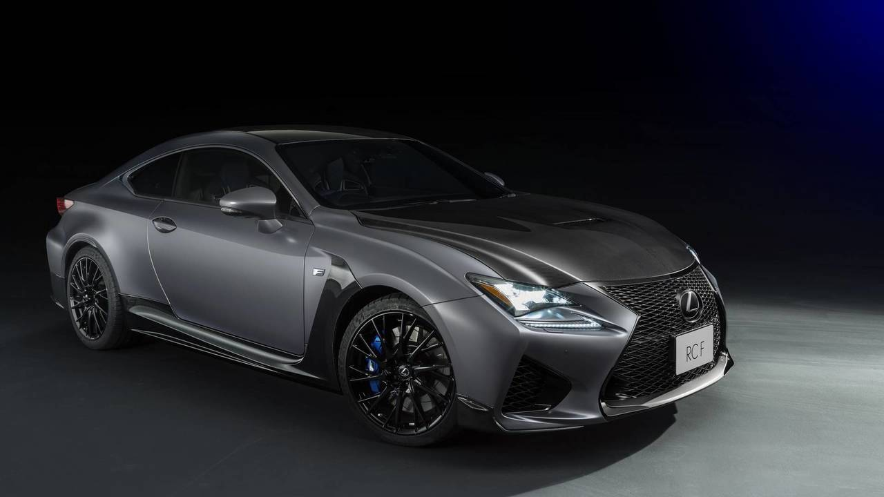 Lexus RC F Special Edition
