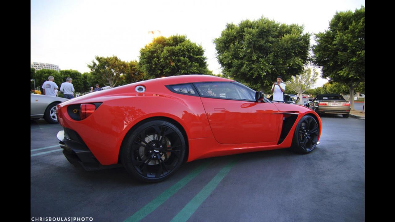 Aston Martin Zagato Price Auto Bild Idee - Aston martin zagato price