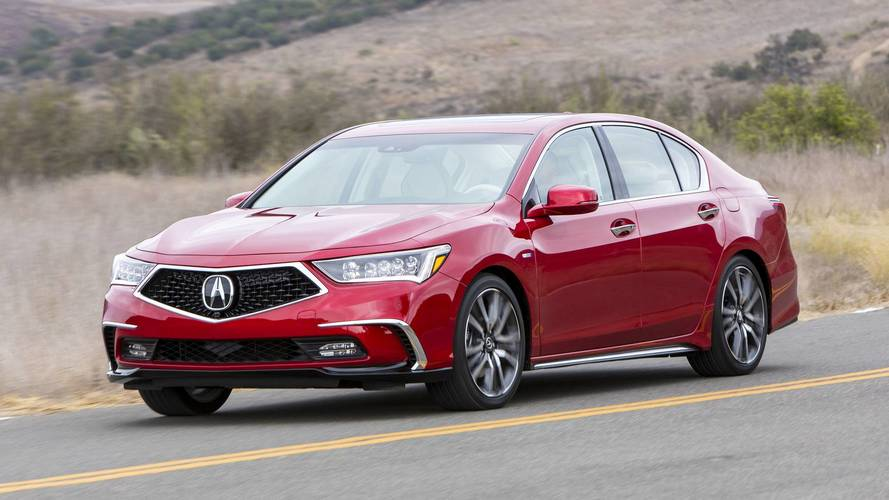 2018 Acura RLX Sport Hybrid First Drive: Gradual Improvement