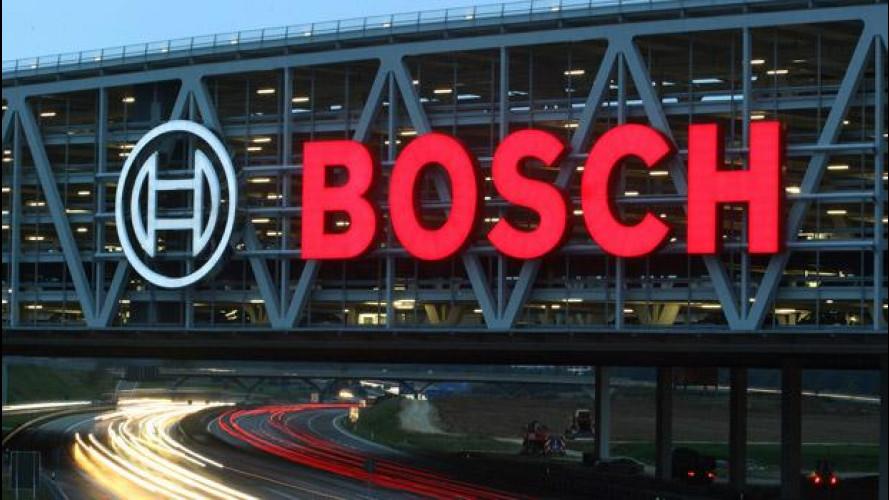 Bosch: fatturato in aumento anche in Italia