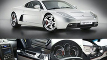 Oullim Motors Spirra Supercar