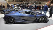 McLaren P1 Carbon by MSO
