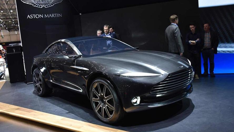 Aston Martin eyeing a seven model lineup