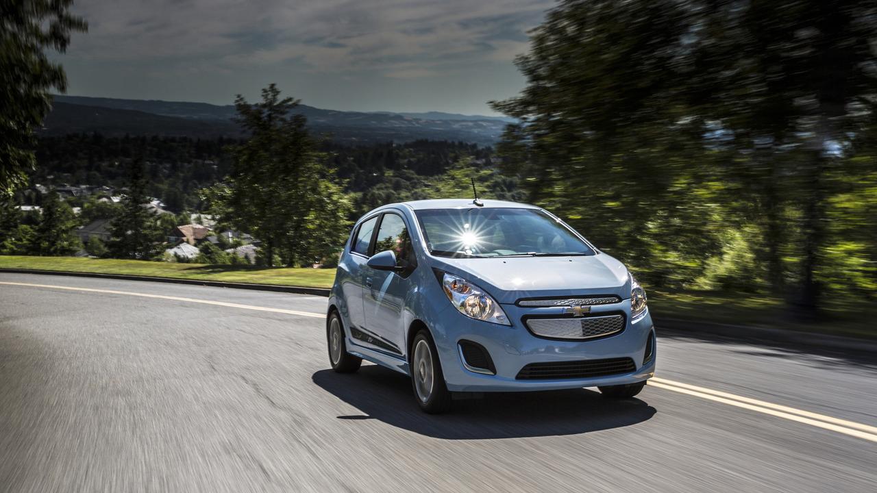Chevrolet Spark Electrique 2016
