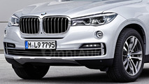 BMW X7 2019 rendu