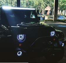 Xzibit Pimps His Own Ride, A Custom Jeep Wrangler