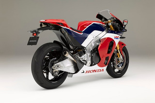 Honda's Street Legal MotoGP Bike Will Cost $184,000