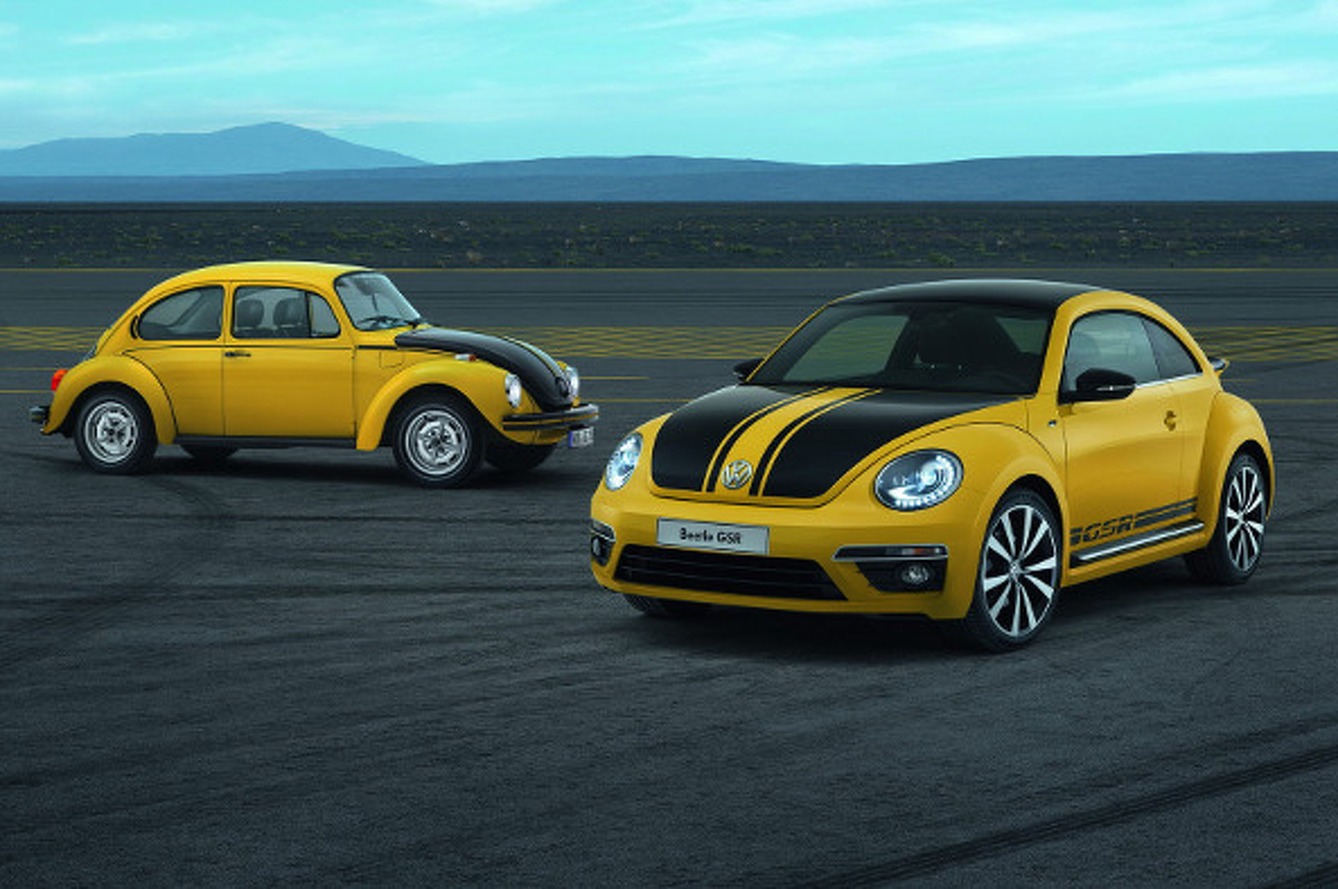 Volkswagen Beetle GSR is One Bad Bug